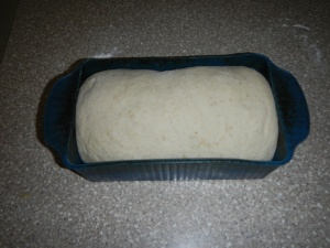 Bread Pan After 30 min