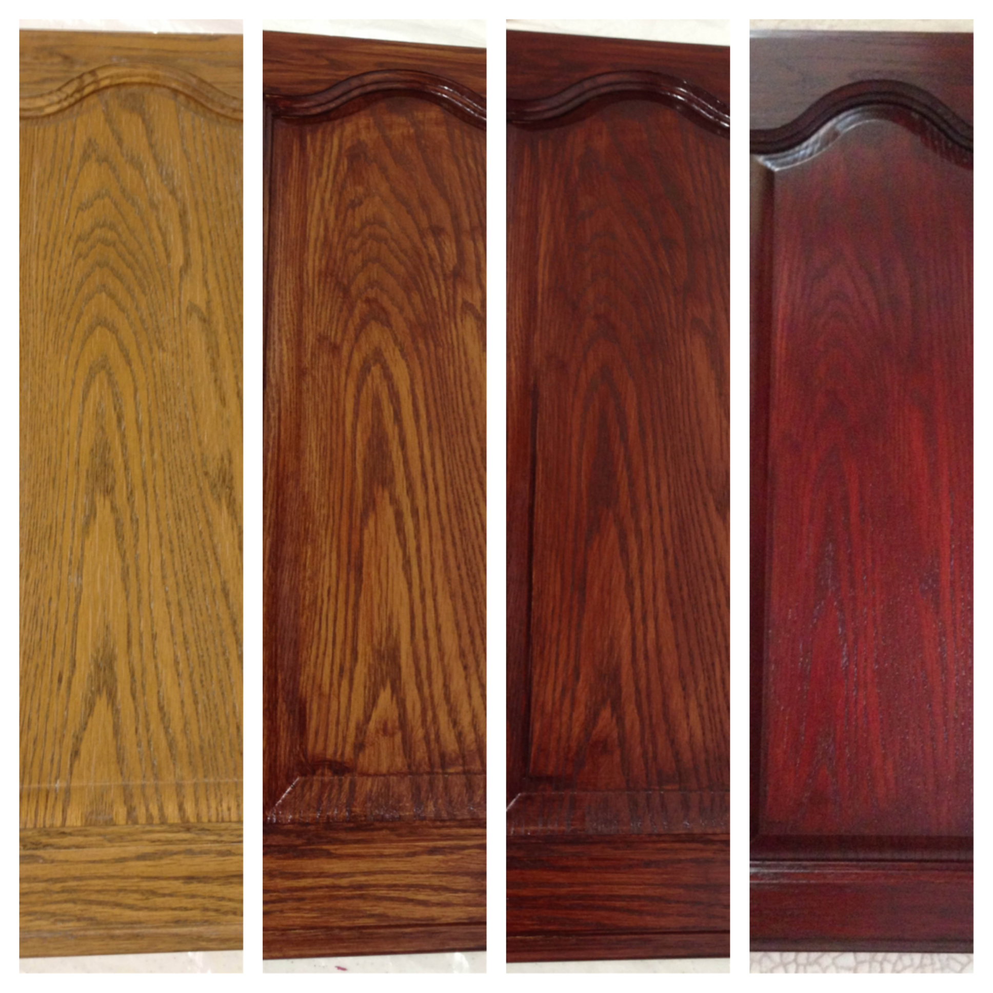 Staining Kitchen Cabinets Dark with Staining Kitchen Cabinets also